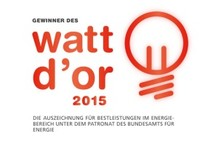 Watt d'or Gewinner