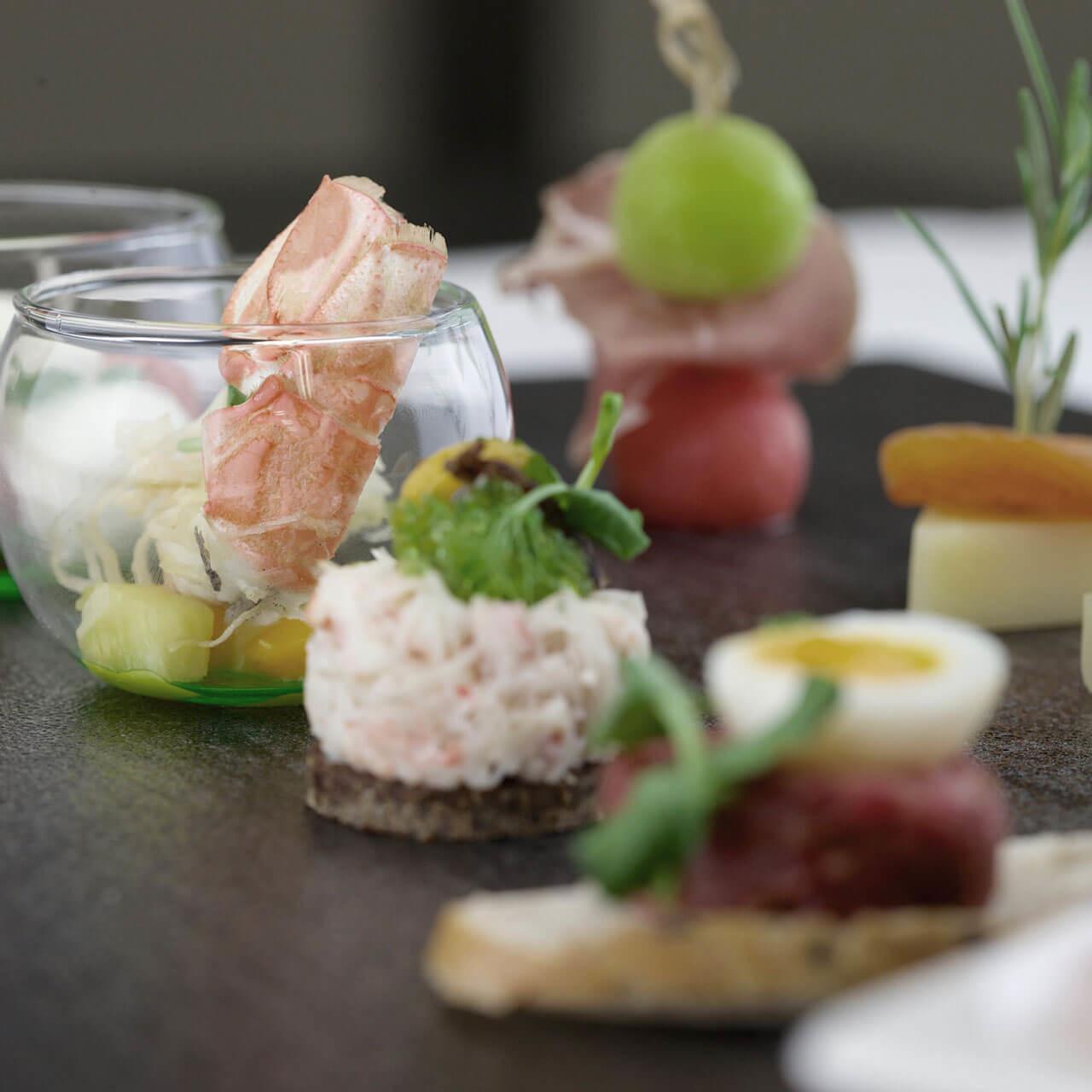 Catering Hotel Grischa