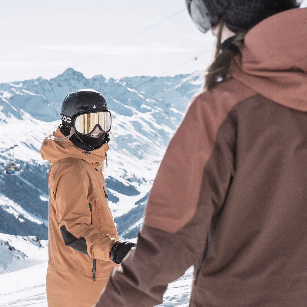 Skifahren Hotel Grischa